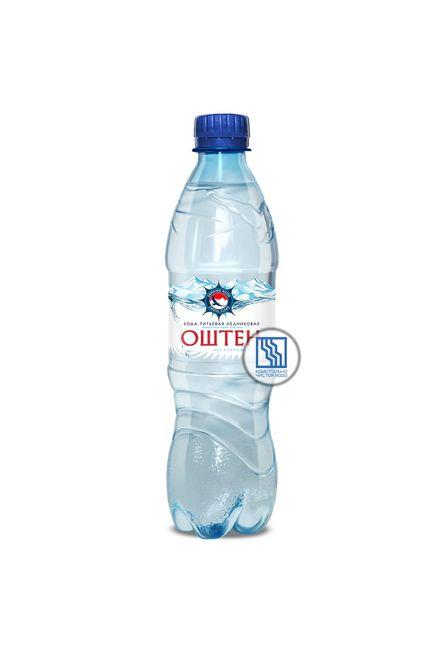 Питьевая вода «Оштен» 0,5л негаз. ПЭТ 15шт/уп.