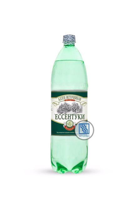 Минеральная вода ЕССЕНТУКИ № 4 1,5л газ. ПЭТ 6шт/уп.