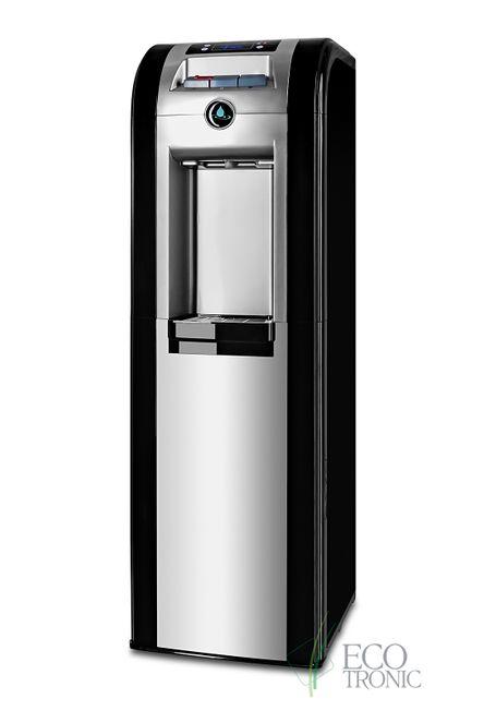 Ecotronic P8-LX черный с серебристой вставкой