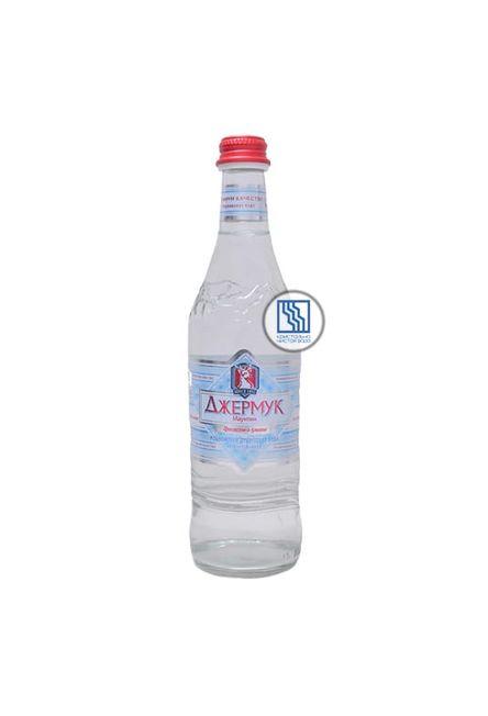 Минеральная вода ДЖЕРМУК 0,5л негаз. Стекло 12шт/уп.