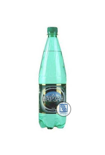 Минеральная вода НАРЗАН 1л газ. ПЭТ 9шт/уп.