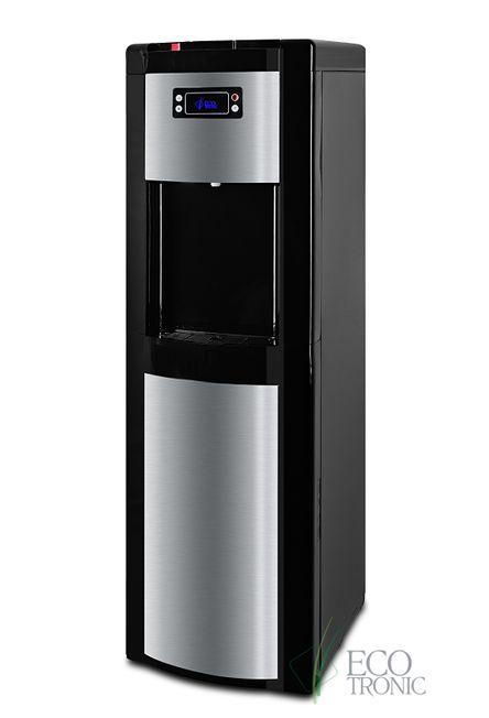 Ecotronic P9-LX черный с серебристой вставкой