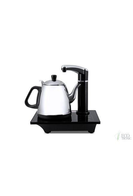 Ecotronic TBP-1 черный с металлическим чайником