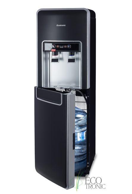Ecotronic P5-LXPM черный с серебристой вставкой