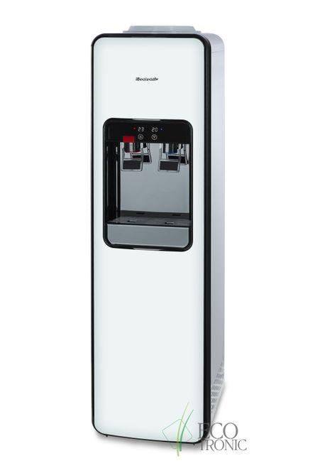 Ecotronic P5-LPM белый глянцевый с темной вставкой