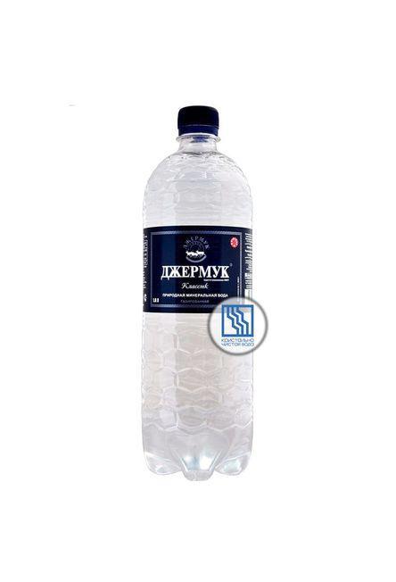 Минеральная вода ДЖЕРМУК 1л газ. ПЭТ 6шт/уп.