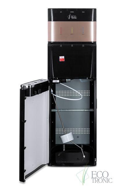 Ecotronic M30-LXE черный с золотистой вставкой