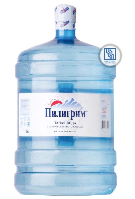 Вода «Пилигрим» 19л