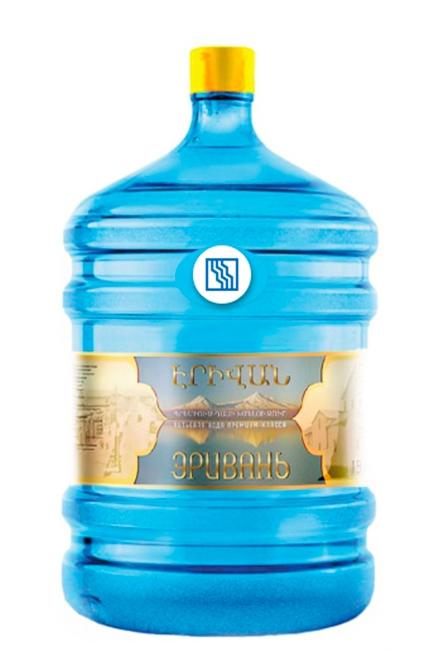 """Вода """"Эривань"""" 19 л"""